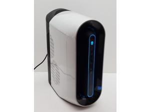 Alienware Aurora R12 White - RTX 3080 10GB DDR6X - Intel 8-Core i9-11900K 3.5GHz - 2TB 7200RPM + 1TB SSD - 64GB DDR4 3200MHz - 1000W - Windows 10 Gaming Desktop