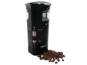 Salton 12-Cup Black Smart Coffee Grinder CG1770