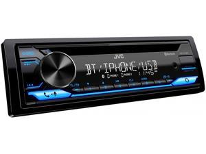 JVC KD-T710BT In-Dash CD Receiver Featuring Bluetooth For Car, Black