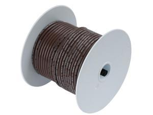 ANCOR 182203 Ancor Brown 16 AWG Tinned Copper Wire - 25 182203