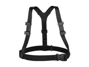 BOBLOV Body Camera Strap Shoulder Belt Harness Mount for Police Body Worn Camera