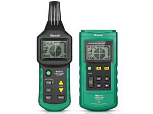 Seesii MS6818 Wire Tracker Portable Telephone Cable Locator Underground Pipe Detector Professional Cable Toner Finder