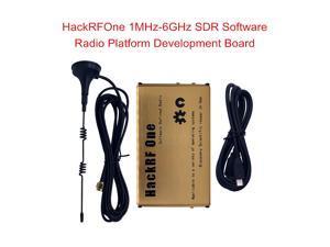 HackRFOne 1MHz-6GHz SDR Software Radio Platform Development Board GNU 10dbm SDR