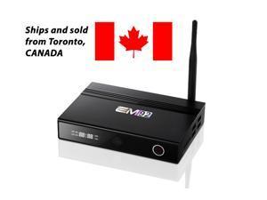EM92 Amlogic S912 Android 6.0 TV BOX 2G/16G WIFI Bluetooth 1000M LAN