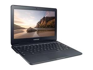 Samsung Chromebook 3 XE500C13-K01US Chromebook PC - Intel Celeron N3050 1.6 GHz Dual-Core Processor - 2 GB LPDDR3 SDRAM - 16 GB Storage - 11.6-inch Display - Chrome OS