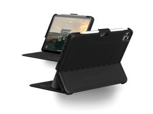 UAG iPad Pro 12.9-inch (4th Gen, 2020) Case Scout [Black] Slim Protective Cover
