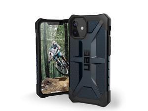 UAG iPhone 12 Mini Case [5.4-inch screen] Rugged Lightweight Slim Shockproof Transparent Plasma Protective Cover, Mallard