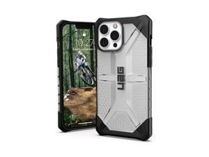 UAG iPhone 13 Pro Max Case [6.7-inch screen] Rugged Lightweight Slim Shockproof Transparent Plasma Protective Cover, Ice