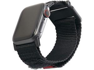 UAG Apple Watch Band 44mm/42mm, Series 6/5/4/3/2/1 & Watch SE, Active Black