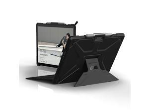 UAG Microsoft Surface Pro X Case, Metropolis Feather-Light Rugged [Black] Cover