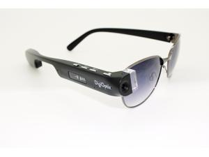 DigiOptix 8GB Smart Glasses with Frame (PC lense) 1080P HD Bluetooth Camera Glasses Hand-free control