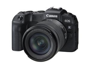 Canon EOS RP Mirrorless Full Frame Camera RF 24-105mm F4-7.1 IS STM Lens Kit 3380C132