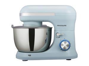 Frigidaire 4.5 Liter Stand Mixer, 8 Speeds, Dough Hook, Metal Whisk ESTM020-BLUE