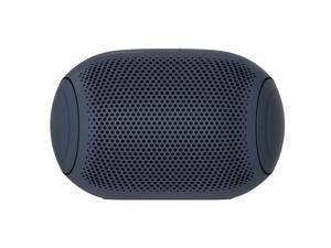 LG XBOOM Go PL2 Portable Bluetooth Speaker with Meridian Audio Technology - Black