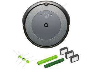 iRobot Roomba i3 Wi-Fi Connected Robot Vacuum w/ Deco Essentials Accessory kit