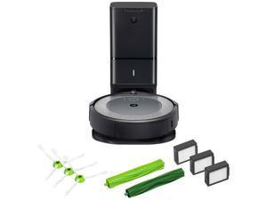 iRobot Roomba i3+ Wi-Fi Robot Vacuum w/ Automatic Dirt Disposal Replenishment Bundle