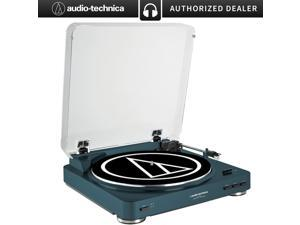 Audio-Technica AT-LP60NV Fully Automatic Stereo Turntable System (Navy)