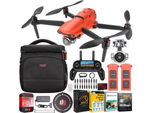 Autel Robotics EVO 2 Pro Drone Quadcopter II 6K On The Go Bundle + Extended Warranty Kit