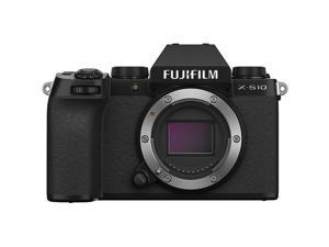 Fujifilm X-S10 Mirrorless Digital Camera Body Only 16670041