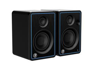 "Mackie CR3-X - 3"" Creative Reference Multimedia Studio Monitors (Blue)"