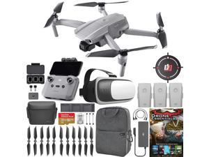 DJI Mavic Air 2 Drone Quadcopter Fly More Combo Renewed with Remote Bundle