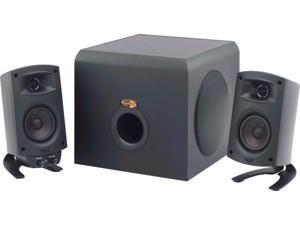 Klipsch ProMedia 2.1 THX Certified Computer Speaker System - Black