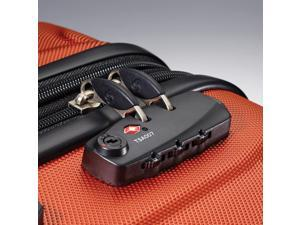"Samsonite Omni Hardside Luggage Nested Spinner Set (20""/24""/28"") Burnt Orange (68311-1156)"