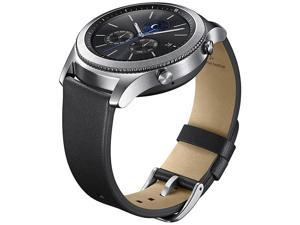 Samsung Gear S3 Classic Leather Band for Gear S3 Classic & Frontier Watch - Black