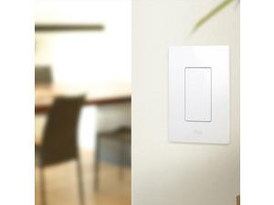 Eve Light Switch, Connected Wall Switch with Apple HomeKit Technology, Bluetooth Low Energy