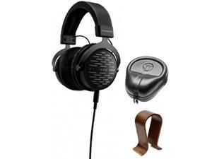 BeyerDynamic DT 1990 PRO 250 Ohm Open Studio Headphones 710490 w/ Stand Bundle