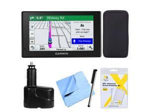 Garmin DriveSmart 51 NA LMT-S Advanced Navigation with Smart Features Bundle