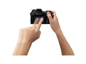 Panasonic Lumix G9 20.3MP Mirrorless Camera (Body Only, Black)