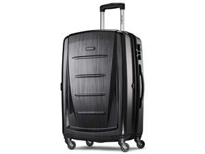 """Samsonite Winfield 2 Fashion HS Spinner 24"""" Brushed Anthracite 56845-2849"""