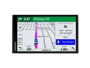 Garmin DriveSmart 61 NA LMT-S GPS w/ Smart Features  1 Year Warranty