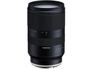 Tamron SP 28-75mm F/2.8 XR Di LD Aspherical (IF) Full Frame Lens with hood for Sony E