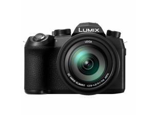 Panasonic LUMIX FZ1000 II 20.1MP 4K Digital Camera, 16X 25-400mm LEICA DC Lens
