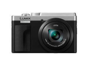 Panasonic LUMIX 20.3MP Digital Camera, 30x 24-720mm LEICA DC Lens (DC-ZS80S)(Silver)