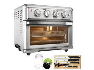 Cuisinart TOA-60 Convection Toaster Oven Air Fryer () w/ Extreme Kitchen Bundle
