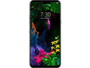 "Lg G8 Thinq 128 Gb Smartphone - 6.1"" Oled Qhd+ 3120 X 1440 - 6 Gb Ram - Android 9.0 Pie - 4G - Black"