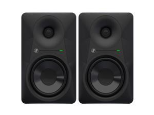 "Mackie MR624 MR-Series 6.5"" Powered Studio Monitor Pair"