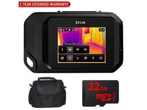 FLIR C3 Compact Thermal Imaging Inspection Camera System Essential Bundle