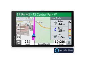 Garmin DriveSmart 65 Premium Navigator with Amazon Alexa