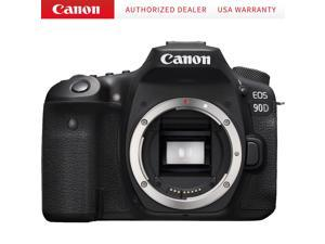 Canon EOS 90D 32.5MP APS-C CMOS Sensor Digital SLR Camera (Body)