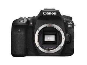 Canon EOS 90D 32.5MP APS-C CMOS Sensor Digital SLR Camera (Body)