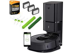 iRobot Roomba i7+ (7550) Robot Vacuum Wi-Fi with Deco Gear Accessory Kit for i7 Plus