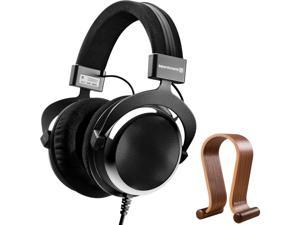 BeyerDynamic DT 880 Premium Special Edition Chrome 250 ohm + Headphone Stand