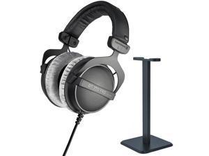 BeyerDynamic DT 770 PRO 250 Ohms Studio Headphones + Headphone Stand Matte Black
