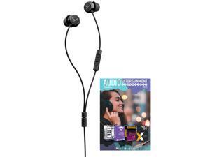 BeyerDynamic Soul BYRD Wired In-Ear Headset Black + Audio Entertainment Bundle