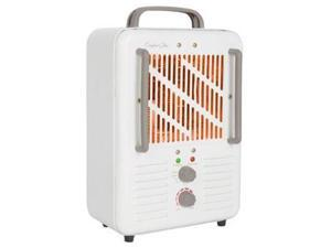 Comfort Glow Milkhouse Style Electric Heater with 3-prong Grounded Cord EUH352