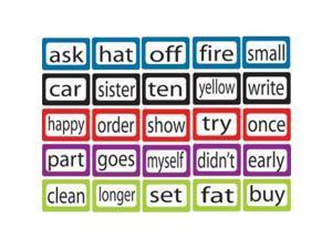 Ashley Level 3 Sight Words Magnets Multi 10076